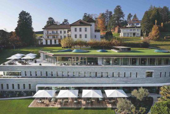 ILTM-SE-Clinique la Prairie in Switzerland