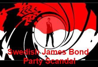 James Bond Police Scandal